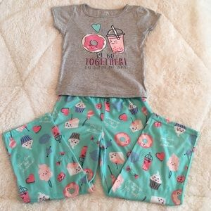 Girls Carter's pajamas